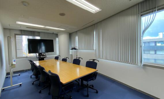 会議室の内観